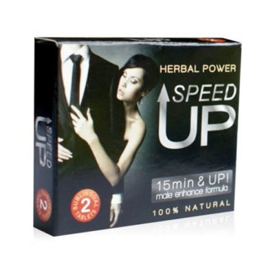 speed up for men - harder erections