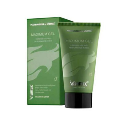 viamax maximum gel