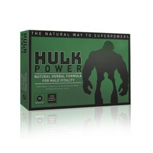 hulk power